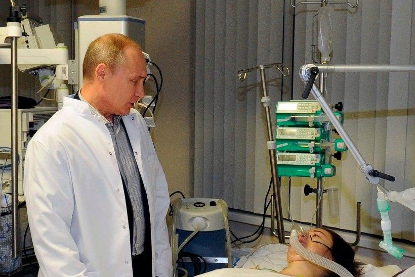 TRAAGIKA: Sotšis kukkunud Venemaa vigursuusataja jääb halvatuks