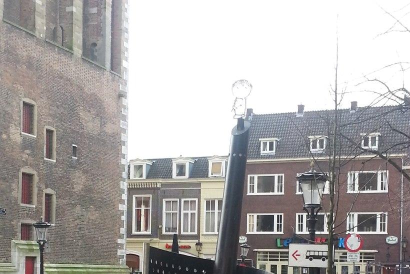 Tudengina Hollandis: miks inimesed tänaval valjusti krooksuvad ja kõhutuult lasevad?