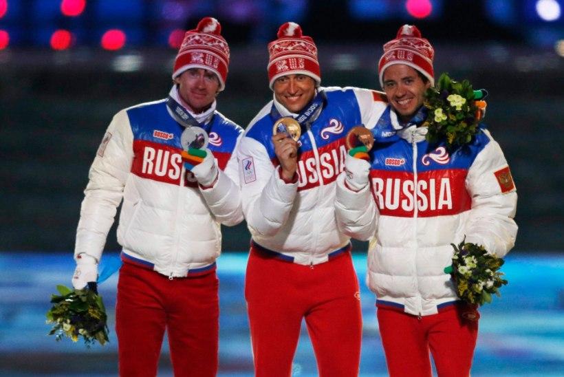 Venemaa turgutab sportlasi ksenooniga: doping või ei?