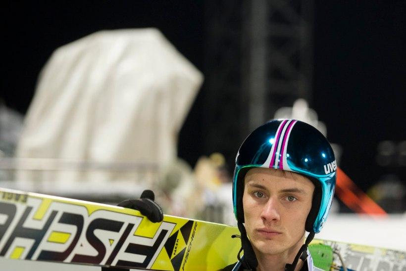 Kaarel Nurmsalu jäi Lahtis punktikohalt välja