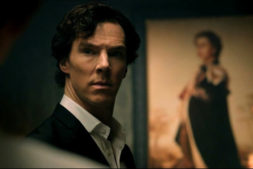 ETV ekraanile naaseb Benedict Cumberbatchi Sherlock