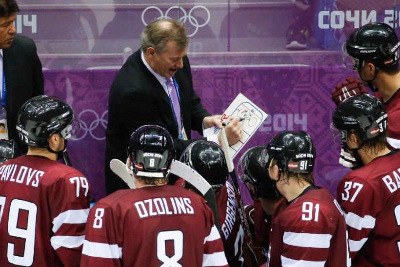 Veel üks Läti hokimees dopingupatune