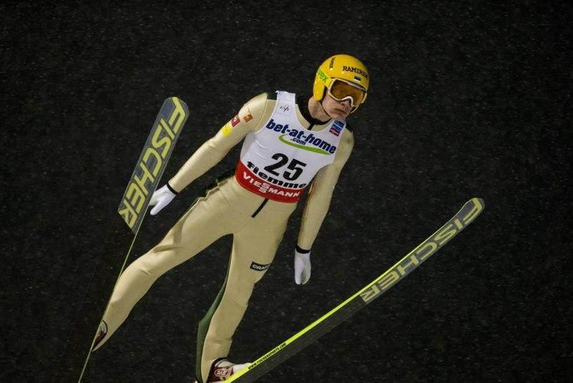 Kaarel Nurmsalu näitas Willingeni MK-etapil, et Sotši olümpial on kõik võimalik