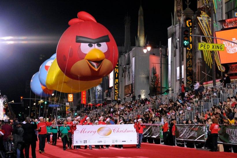 Soomel aitas MMi vabapääsme saada… Angry Birds!
