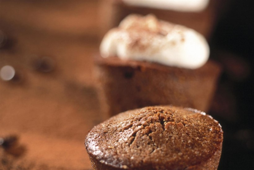 Cappuccino-muffinid