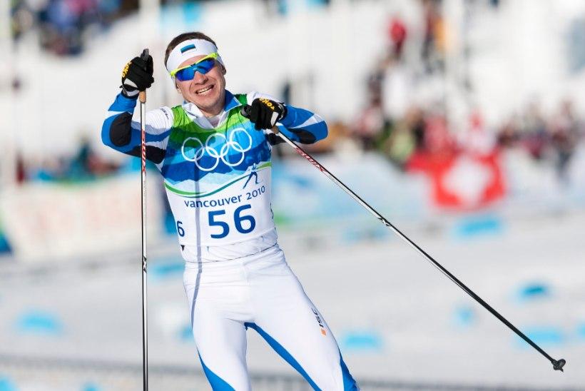 Torinos võistelnud Kaspar Kokk: nüüd ei saa keegi Eestis rahus olümpiamänge vaadata