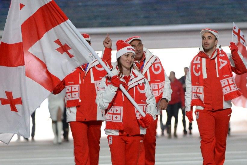 GALERII: Sotši taliolümpiamängude avatseremoonia