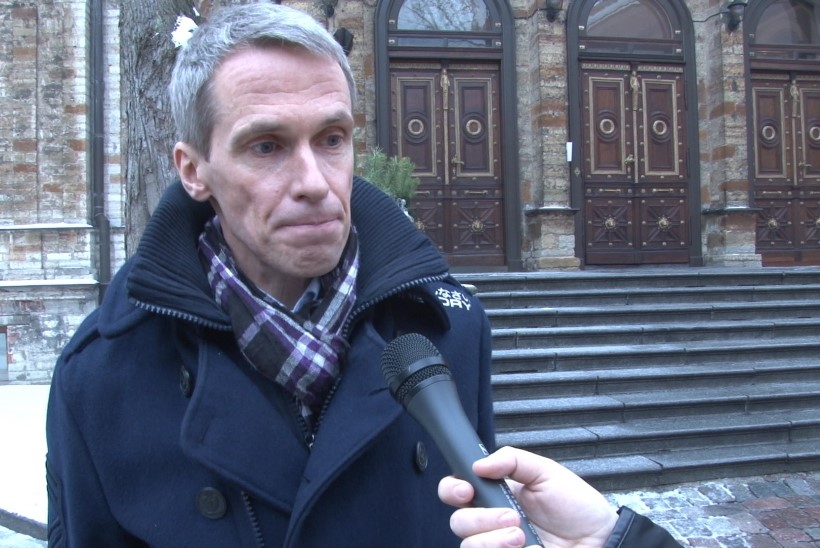 Kristjan Port: Kristina ei käitunud skandaali avalikustades õigesti