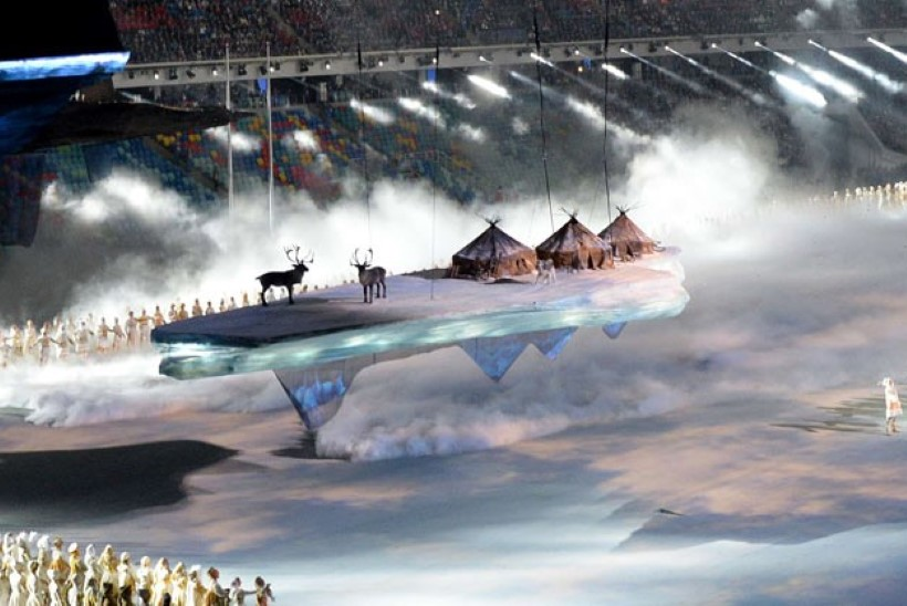 ERR oli sunnitud katkestama olümpia avatseremoonia veebiülekande