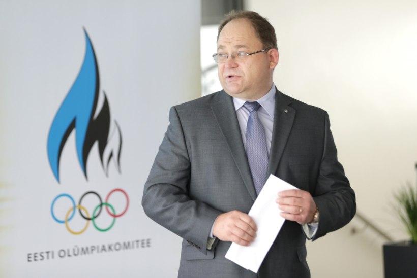 EOK president vabastas Veerpalu dopingukahtlusest: see puudutab ainult Šmiguni