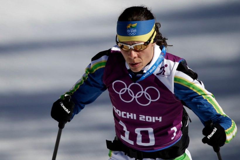 VÕRRATU: Brasiillanna võistleb oma viiendal olümpial kolmandal erineval alal