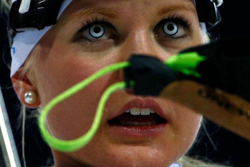 PILTUUDIS: Püha püss! Mis juhtus Grete Gaimi silmadega?!