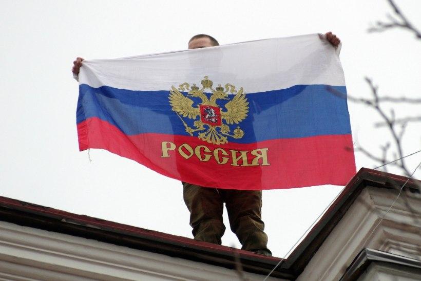 Krimmi juht palub Putinil aidata rahu taastada