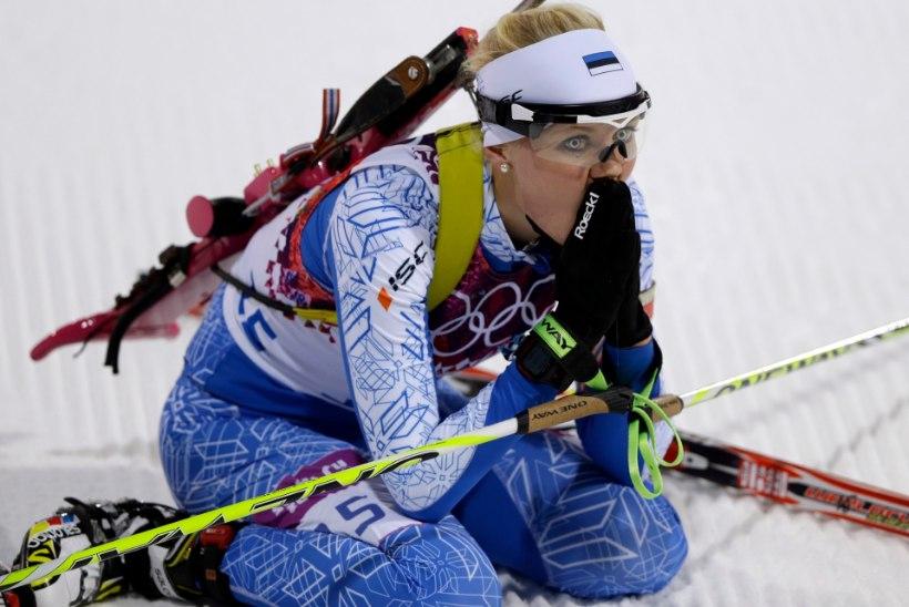 Grete Gaim alustas juunioride MMi 21. kohaga