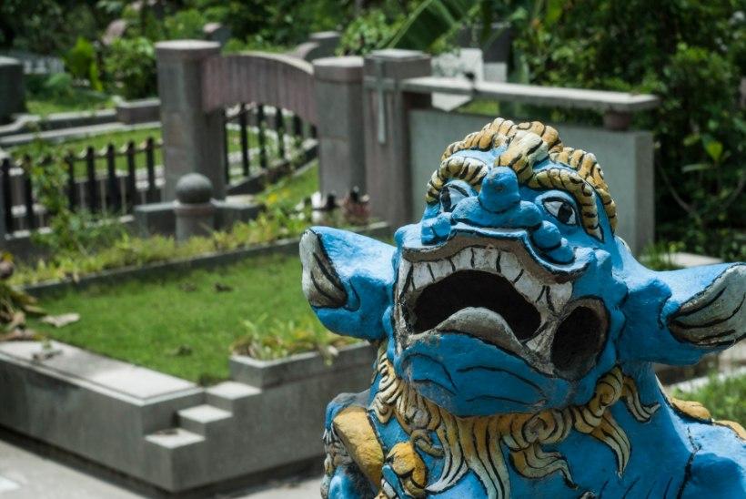 Indoneesia blogi: pidu surma ümber