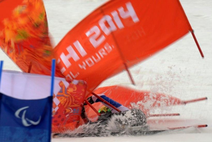 Paraolümpiamängude kohutav algus: invaliidid veel vigasemaks