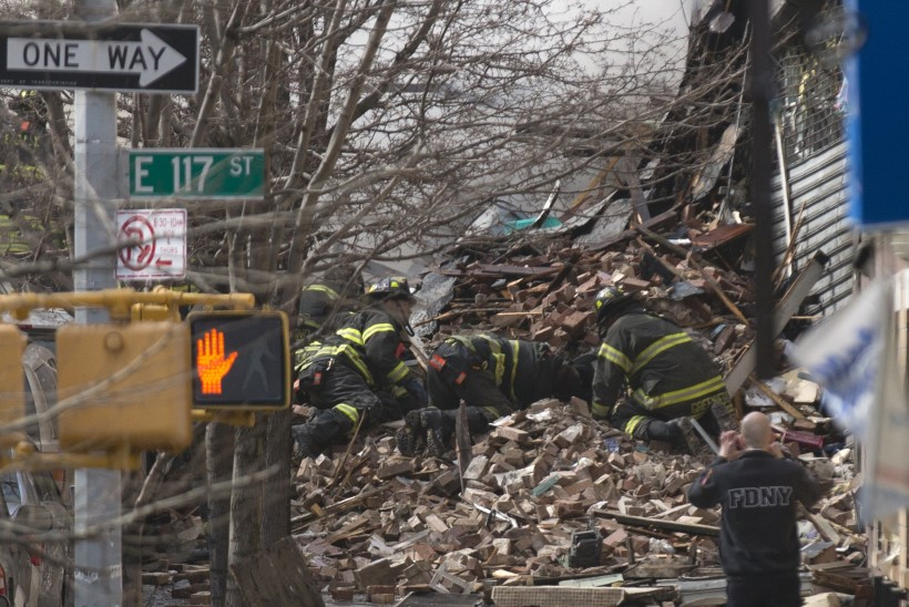 UUENDATUD ANDMED: New Yorgi elamu plahvatuses hukkus kaks inimest