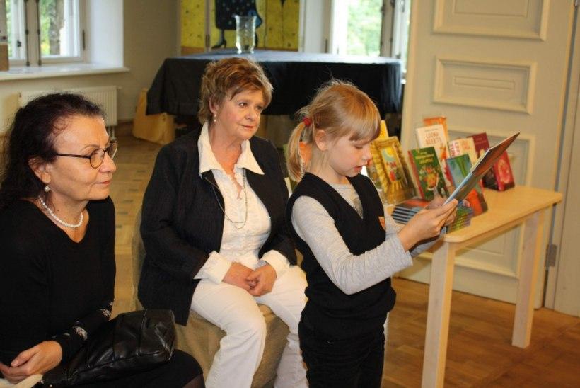 Leelo Tungal: iga lapse jaoks on kuskil oma raamat