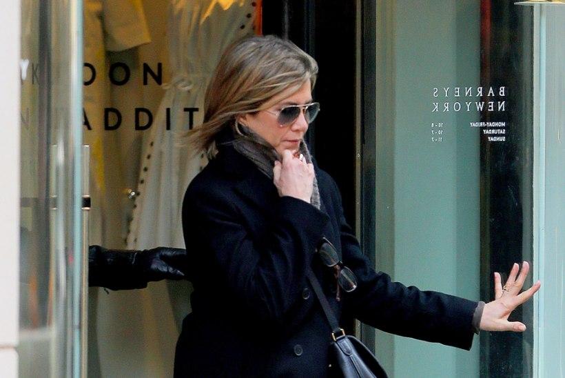 Jennifer Aniston viimaks titeootel?