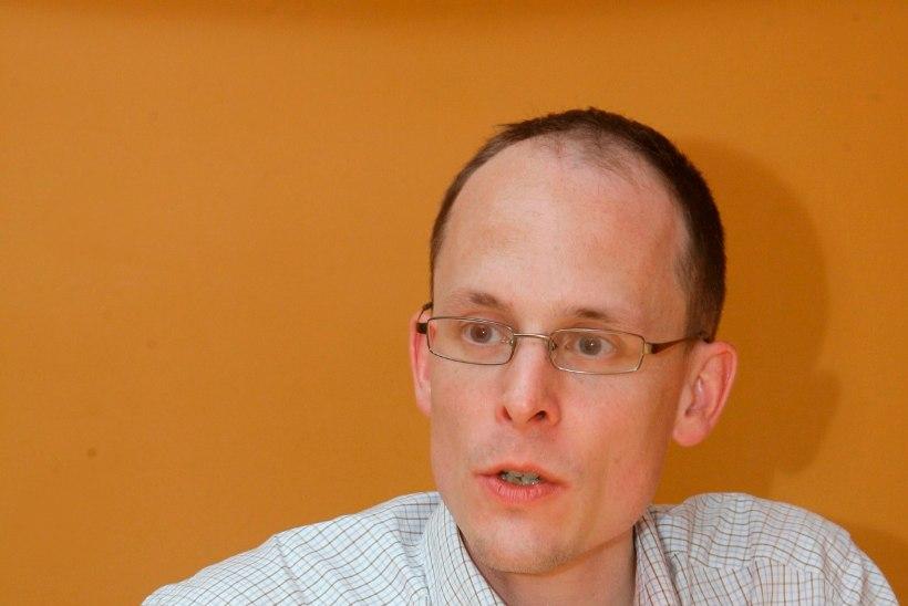 Kaspar Näf | Kas eestlastel ei lähe veel piisavalt halvasti?