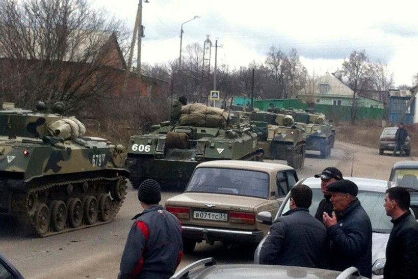 Ukraina kardab, et Venemaa alustab 17.–18. märtsil sõda