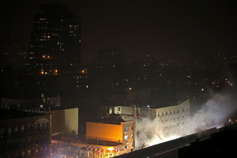 Manhattani gaasiplahvatuses hukkunute ja vigastatute arv kasvas