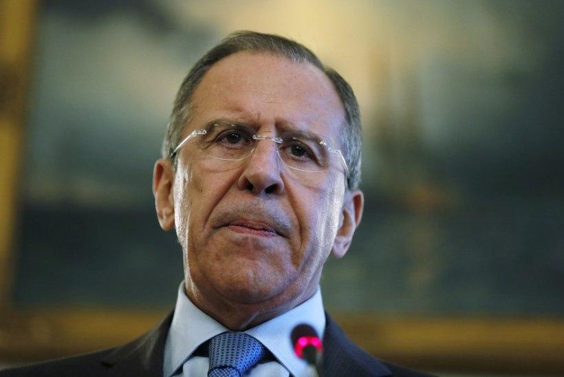 Lavrov: Venemaal ei ole mingeid plaane Ukrainasse tungida