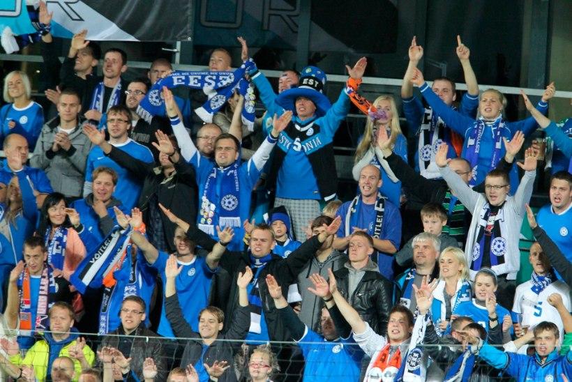 Eesti vutikoondise võistluskalender täieneb - enne MMi peetakse ka viies maavõistlus