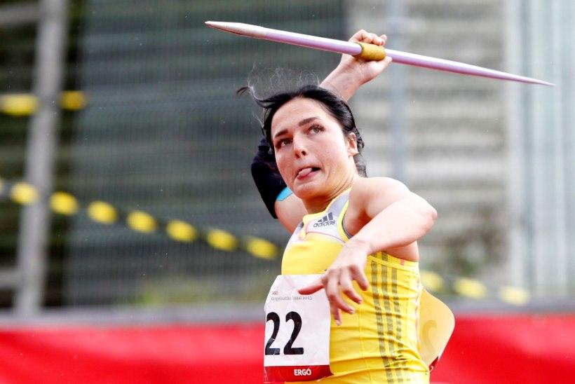 Liina Laasma alustas hooaega Eesti rekordiga!