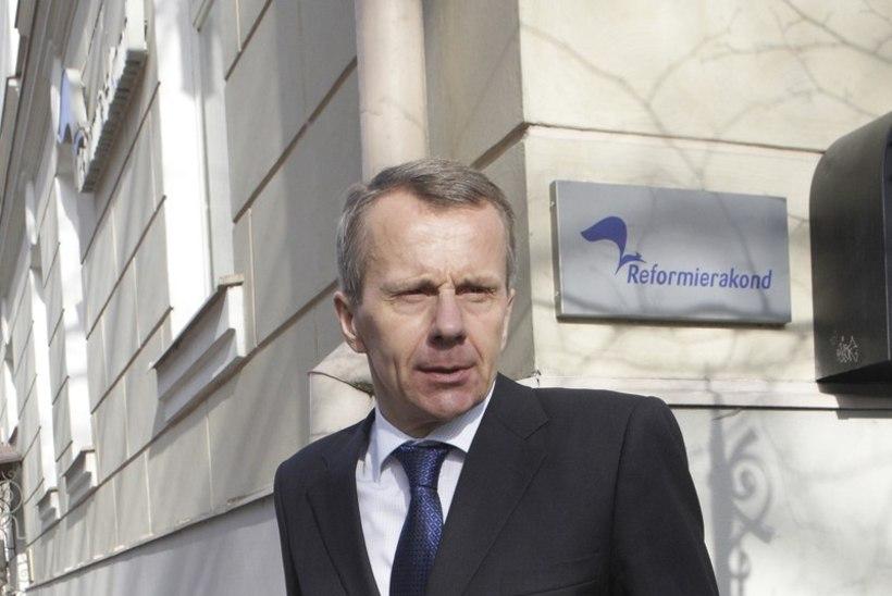 Jürgen Ligi ei toeta sotside ettepanekut erakonnaseaduse täiendamises