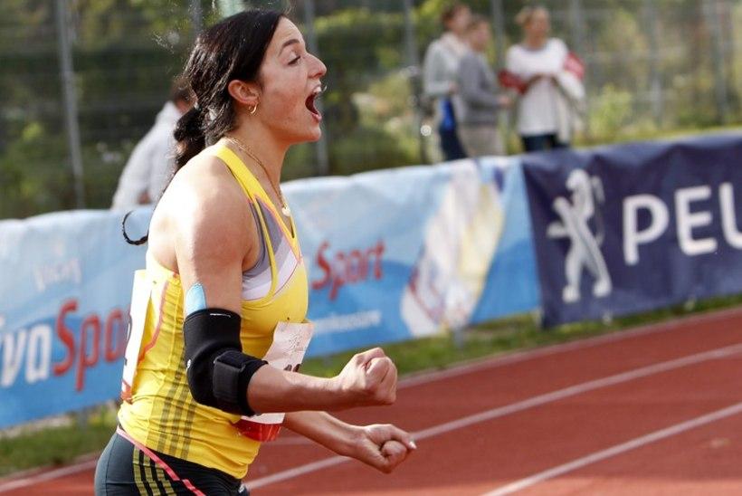 Liina Laasma Eesti rekordist: see polnud suur üllatus!