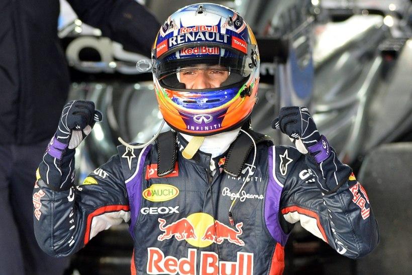 Red Bull ei anna alla - Ricciardo diskvalifitseerimine kaevatakse edasi