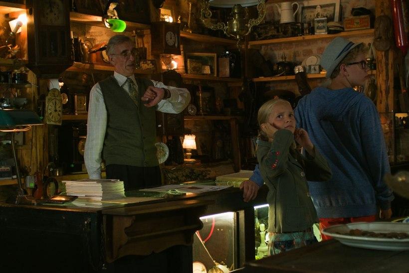 """Sari """"Väikelinna detektiivid"""" toob filmis nähtu kõrvale uusi lugusid ja tegelasi"""