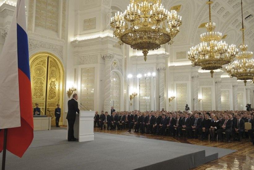 Venemaa naeris lääneriikide pehmed sanktsioonid välja