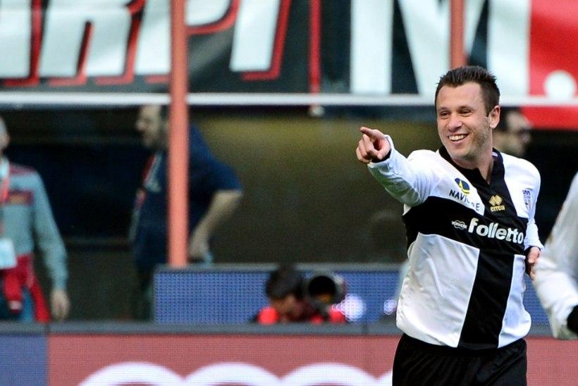 Itaalia ründaja loobus MM-finaalturniiri nimel saia söömisest ja kaotas 10 kilogrammi