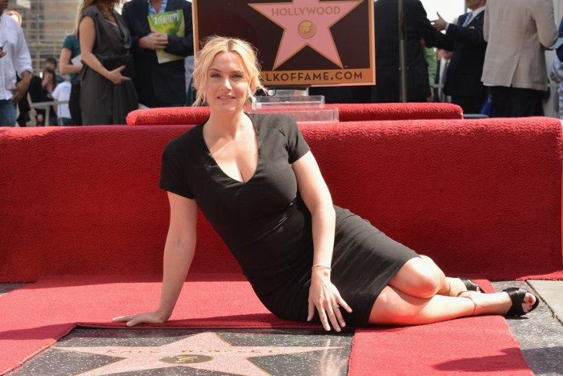 PILTUUDIS: Kate Winslet näitas sünnitusjärgset figuuri