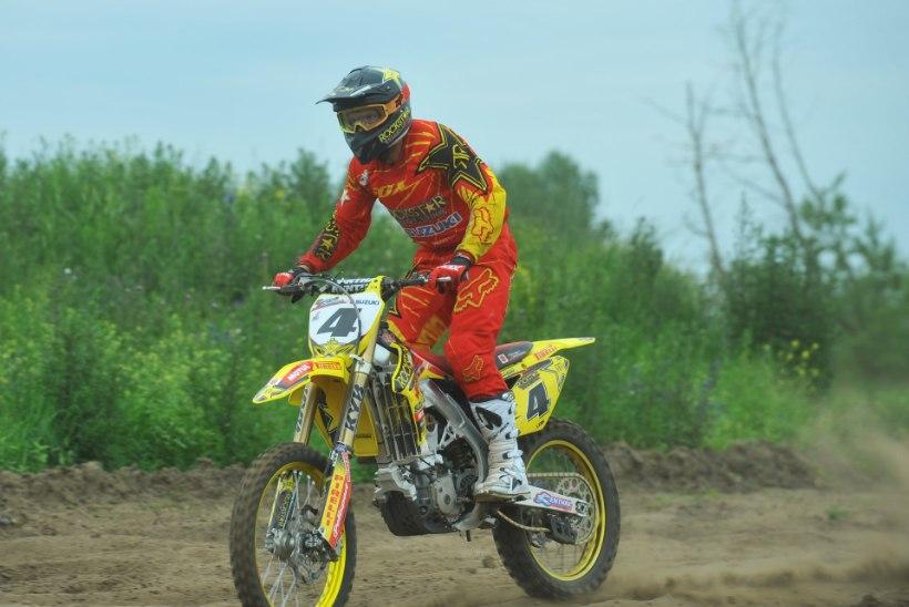 Tanel Leok alustas hooaega 13. kohaga