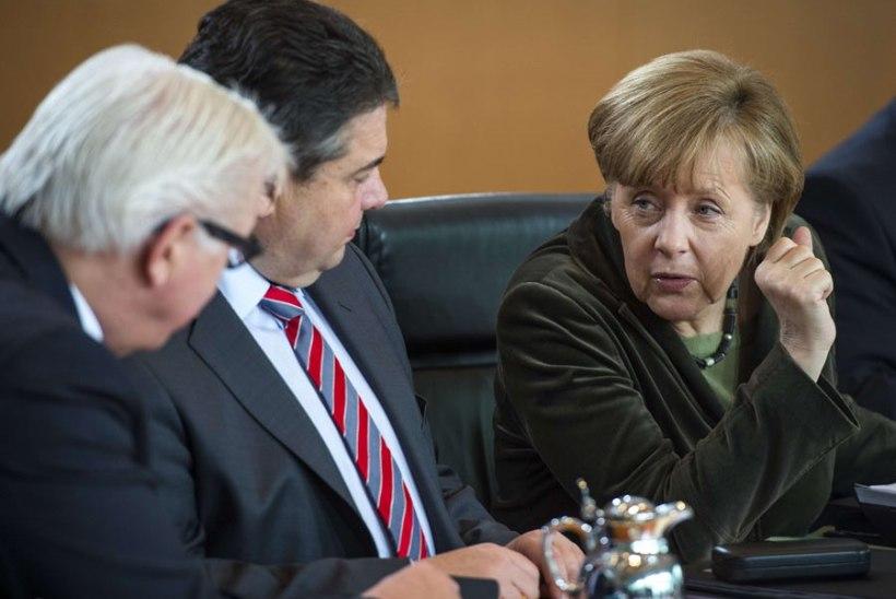 Saksamaa peatas Venemaaga relvatehingu