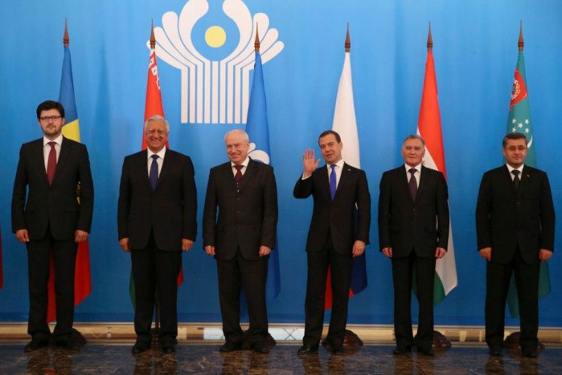 SRÜ näeb Ukrainat endiselt organisatsiooni lahutamatu osana