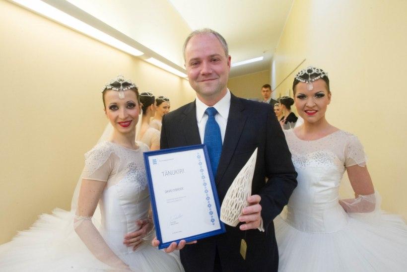 GALERII: Urve Tiidus tunnustas kultuurisõbralikke ettevõtteid