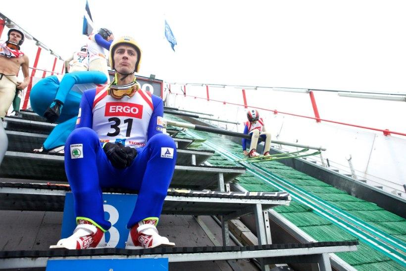 Nurmsalu sai MK-arvestuses 59. koha