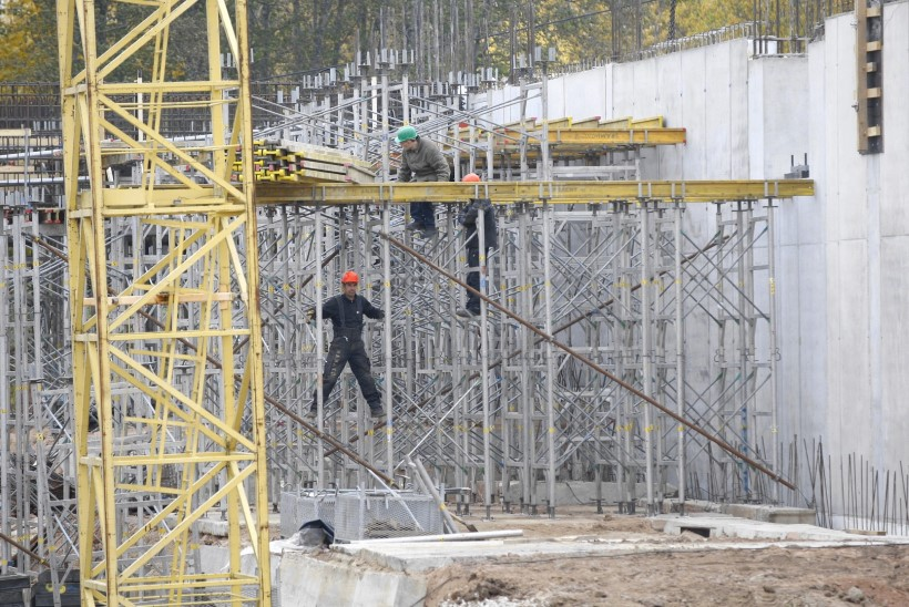 Töötukassa vahendusel otsivad enim tööd ehitajad