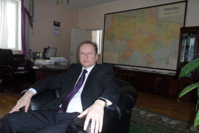 Ukraina suursaadik Eestis: Putinit ei ole võimalik rahuldada