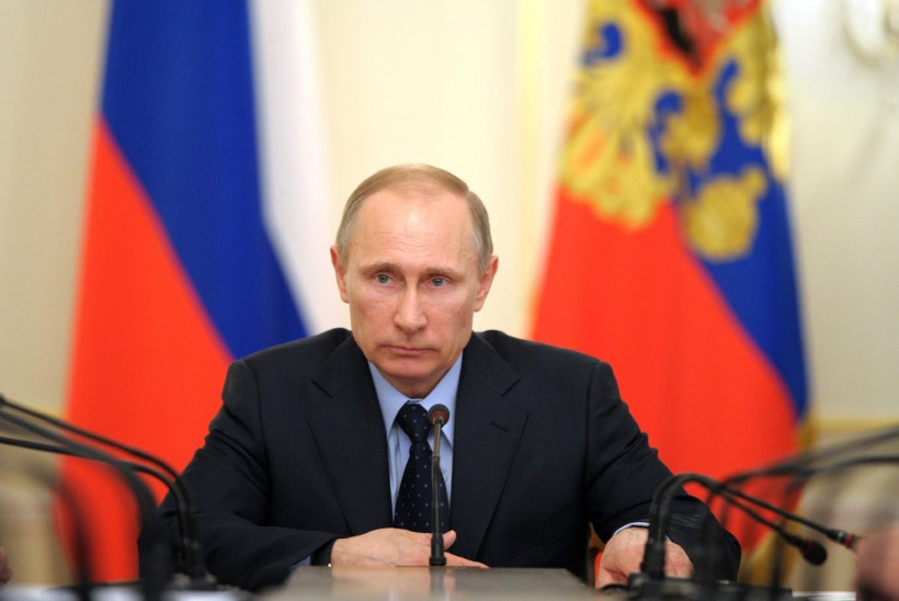 Vene politoloog: Putini koht on hullumajas
