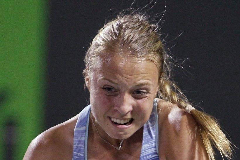 Nädala pluss   Eesti tenniseneiud end Miamis ei häbistanud