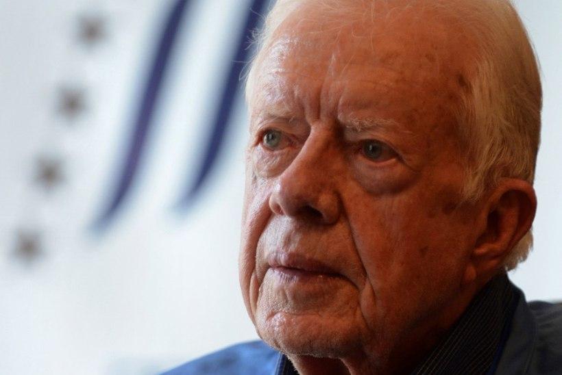 Jimmy Carter eelistab tiguposti: e-kirja jälgitaks kindlasti