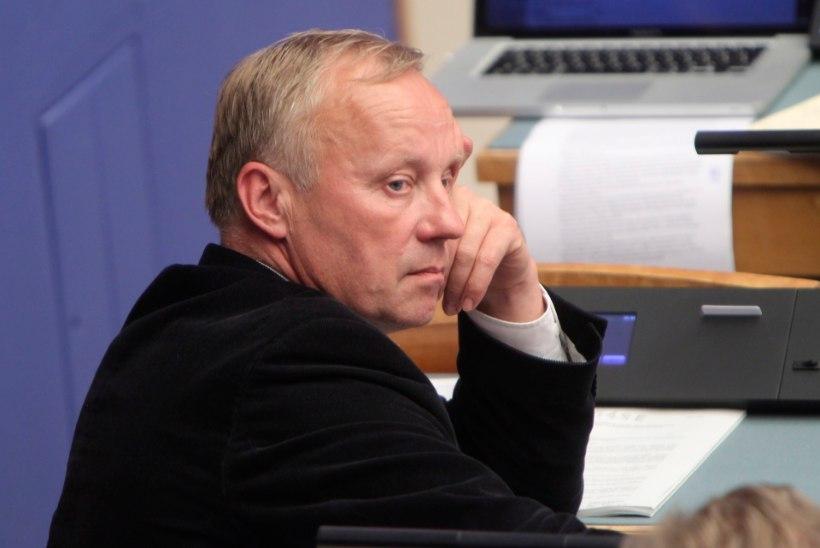 Juku-Kalle jätab riigikoguga hüvasti: laisk inimene minus rõõmustab!