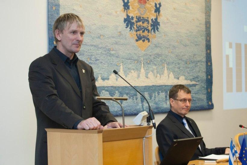 Martin Kukk: pole kindel, et keskerakondlasedki toetavad Savisaare jätkamist linnapeana
