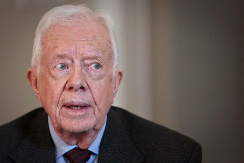 USA ekspresident Carter: Krimmi annekteerimine oli vältimatu