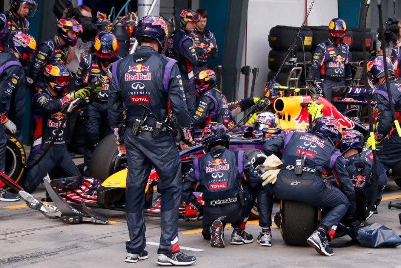 Red Bulli omaniku ähvardus: me võime F1 MM-sarjast loobuda!
